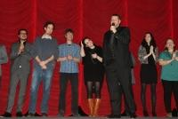 11.02.2014 |  Gartenbau Kino |  Film Premiere -filmladen <br>im Bild:<br> Andreas Prochaska &ndash; Regie, Cast & Crew
