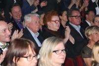 19.02.2014 |  Ronacher Wien |  VBW - Musical, Premiere, <br>im Bild:<br> Peter Weck, Doris Fuhrmann, Wolfgang Fischer – Schlussapplaus