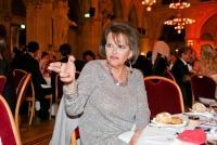 14.03.2014 |  Wiener Rathaus |  veranstaltet von Edi Finger Jr. <br>im Bild:<br> Claudia Cardinale