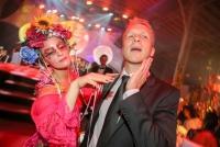 23.10.2015 |  Marx Halle |  Charity-Abend für Kinder<br>im Bild:<br> Oliver Pocher -mit Elfe