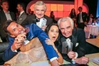29.04.2016 |  ORF Zentrum |  ORF, TV-Show<br>im Bild:<br> Balazs Ekker, Thomas Schäfer-Elmayer, Nicole Burn-Hansen, Hannes Nedbal –Jury