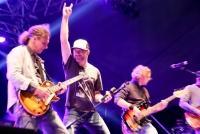 12.-14.08.2016 |  Alberner Hafen/Donau |  Musikfestival in Simmering<br>im Bild:<br> 12.08: Alkbottle -live a d Bühne