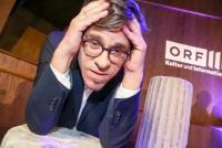 14.03.2017 |  Globe Wien | veranstaltet von ORF-Enterprise<br>im Bild:<br>Andreas Jäger -Portrait