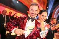 28.04.2017 |   ORF Zentrum | ORF, TV-Show <br>im Bild:<br> Dirk Heidemann, Nicole Hansen –Jury