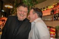 20.11.2017 |  Wiener Urania | Verleihungs-Gala<br>im Bild:<br>Lukas Resetarits, Robert Palfrader