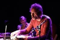 16.05.2018 |  Wiener Ateliertheater |  Lesung u. Buchpr&auml;sentation<br>im Bild:<br> Christopher Just, Gerald Votava,