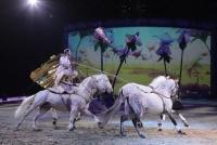 23.10.2018 |  Messe Tulln |  Die beliebteste Pferdeshow Europas ist zurück!<br>im Bild:<br> Szenen-Bilder d. Show,