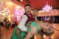 30.03.2019 |  Ballsaal Wien |  Motto: Tanzen mit den Stars <br>im Bild:<br> Martin Leutgeb, Nicole Wesner,
