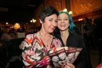 17.02.2014 |  Orpheum Wien |  Kabarett-Premiere, <br>im Bild:<br> Andrea Händler, Eva Bilisich