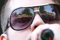 01.05.2014 |  Kaiserwiese/Wiener Prater |  organisiert von SPÖ Wien, Wiener Bezirksblatt und Planet Music <br>Im Bild:<br> COFFEESHOCK COMPANY COUNTRY TIME -live, auf der Bühne