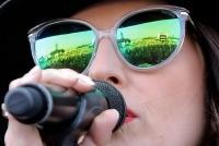 27.-29.06.2014 |  Donauinsel – Neue Donau |  31. Donauinselfest, Musik Festival, <br>Im Bild:<br> Sa, 28.6: Monika Ballwein & Band  -live -Radio Wien - Ö3 Festbühne