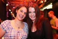 07.11.2014 |  ORF-Zentrum |  ORF, TV-Show <br>im Bild:<br> Petra Mayer, Roxanne Rapp -AfterShow Party
