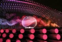 22.05.2015 |  Wiener Stadthalle |  veranstaltet v. EBU, ORF u. Stadt Wien<br>im Bild:<br> Eurovision Song Contest-Bühne