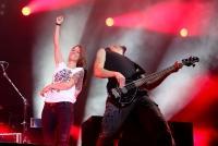 26.-28.06.2015 |  Donauinsel – Neue Donau |  32. Donauinselfest, Musik Festival<br>im Bild:<br> So, 28.6: Christina Stürmer -live - Ö3 Festbühne