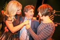20.11.2015 |  ORF-Zentrum |  die TV-Show zum runden Geburtstag <br>im Bild:<br> Claudia Reiterer, Hans Bürger, Mari Lang