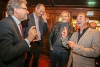 20.11.2015 |  Metro Kinokulturhaus |  Präsentation zur neuen Staffel | PR Release <br>im Bild:<br> Alexander Wrabetz -ORF, StR Andreas Mailath-Pokorny, Stefan Jürgens, Dietrich Siegl