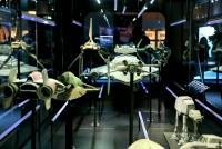 17.12.2015 |  MAK Wien |  ViP Opening zur Ausstellung aus dem Lucasfilm-Archiven<br>im Bild:<br> STERNEN-FLOTTE -das Original a d Film