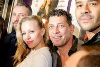 22.11.2017 |  Gartenbau Kino |  ein Sabine Derflinger Film feiert in Wien Premiere <br>im Bild:<br> Nina Proll, Gregor Bloeb