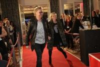 14.11.2018 |  Kavalierhaus Klessheim/Szbg |  Benefiz-Gala-Abend mit exklusiver Unterhaltung!<br>im Bild:<br> Nik P, Romy Seidl,