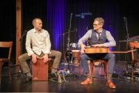 19.11.2018 |  Theater am Spittelberg |  Erstmals mit seinem neuen Album in Wien<br>im Bild:<br> Jesse Cook u. Band -a d B&uuml;hne
