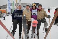 13.12.2018 |  Stuhleck/Stmk |  Saison-Start am Semmering<br>im Bild:<br> Claudia Kristofics-Binder,