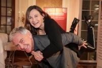 13.11.2019 |  Kavalierhaus Klessheim/Szbg |  Benefiz-Gala-Abend mit exklusiver Unterhaltung! <br>im Bild:<br> Walter Schachner, Katharina Gutensohn,