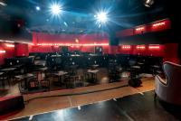 28.09.2020    Das Vindobona    Programm zur ersten Saison des neuen Vindobona<br>im Bild:<br> Theater Saal, -Neu,